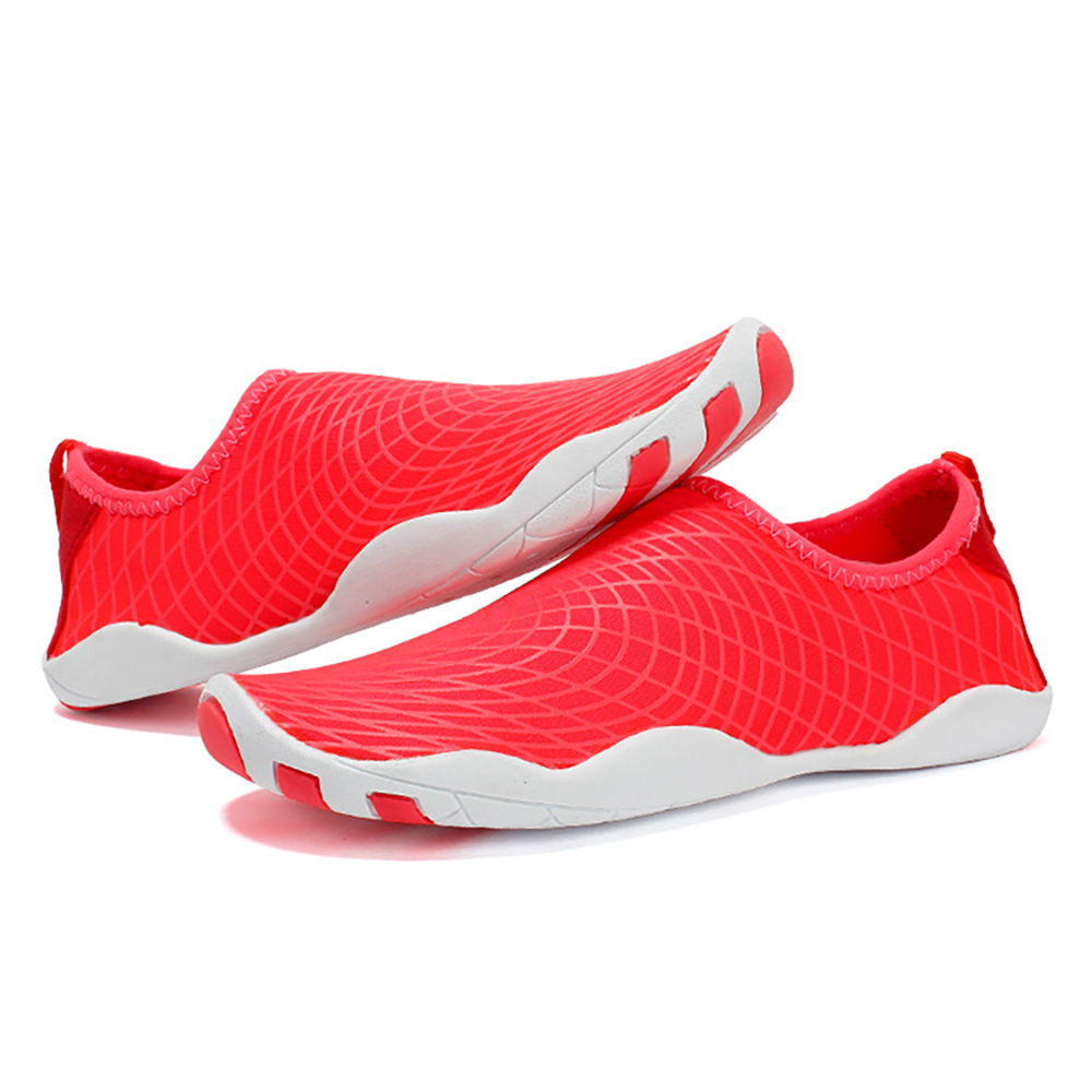 TaoBo Unisex Summer Aqua Shoes Men Barefoot Outdoor Beach Sandals Water Quick Dry Diving Socks Tenis Masculino