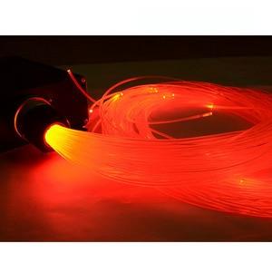 Image 3 - 6000 mt/Rolle 0,5mm durchmesser PMMA ende leuchten kunststoff opticas faser LED glasfaserkabel für LED licht motor express kostenloser versand