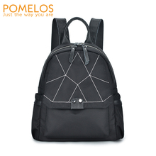 POMELOS Fashion Backpack Women 2019 Autumn New School High Quality Oxford Small Bags For Teenage Girls
