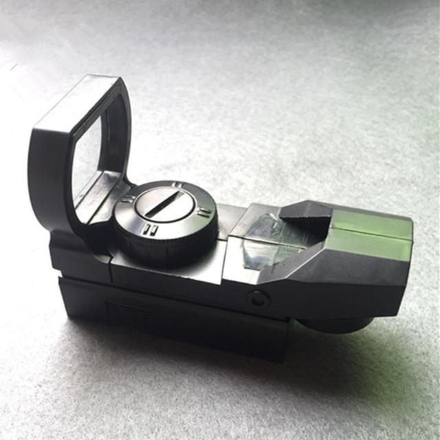 Water Gun Accessories Glistening Green Holographic Red Dot Holographic Accessories Real Person Outdoor CS Water qiang wan ju Acc