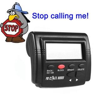 Image 5 - Pro Call Blocker Caller ID Blocker Stop Hinderlijke Oproepen FSK/DTMF Dual Systeem Schakelbare Blacklists Automatische Recognization