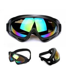 Military Goggles Moto Bulletpr