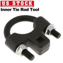 3/8 rutschfeste Universal Innere Heavy Duty Low-Profil Krawatte Stange Entferner Installation Auto Reparatur Durable Werkzeug Carbon Stahl Wartung