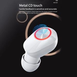 Image 2 - M8 słuchawki Bluetooth True Wireless 5.0 TWS słuchawki douszne Mini aktywne słuchawki z redukcją szumów dźwięk radia Sport słuchawka