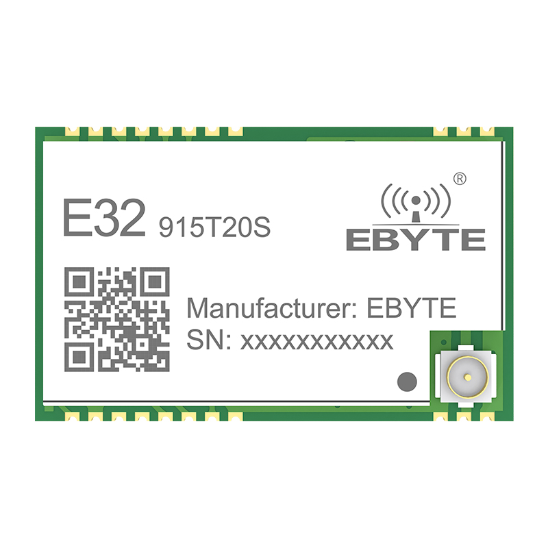 E32 915T20S SMD 915MHZ SX1276 Wireless Module LoRa Long Range Transceiver-in Fixed Wireless Terminals from Cellphones & Telecommunications
