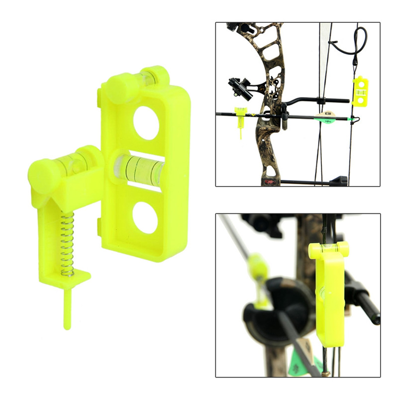 New Bow Tuning Mounting String Level Combo Compound Bow Arrow Hunting Tool Hunting Supplies Bow & Arrow Branches 2020