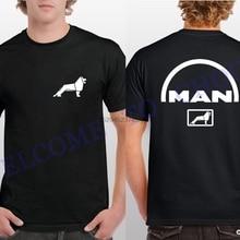 Cool MAN Truck V8 MAN TGX D38 T-shirt Tee Shirt