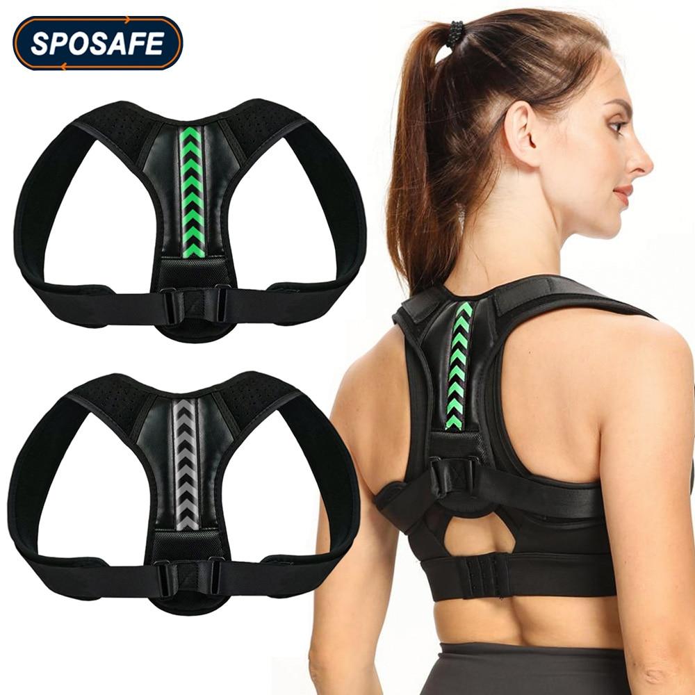 Регулируемый корректор для осанки спины и плеч 1