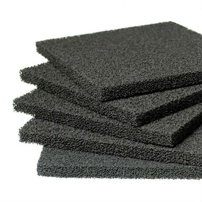 5pcs High Density Activated Carbon Foam 130*130*10mm Activated Carbon Filter Sponge Solder Smoke Absorber ESD Fume Extractor