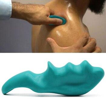 цена на Massage Device Manual Thumb Massage Physiotherapy Full Body Deep Tissue Trigger Portable Multifunctional Massage G0219