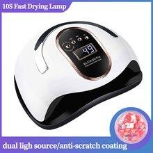 Light Lamp Uv-Nail-Dryer Manicure Smart-Sensor Fast-Curing LED for All-Kinds-Of-Gel