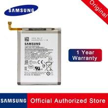 100% Original Samsung Battery EB-BA606ABU For Galaxy A60  SM-A606 Replacement Phone Batteria Akku