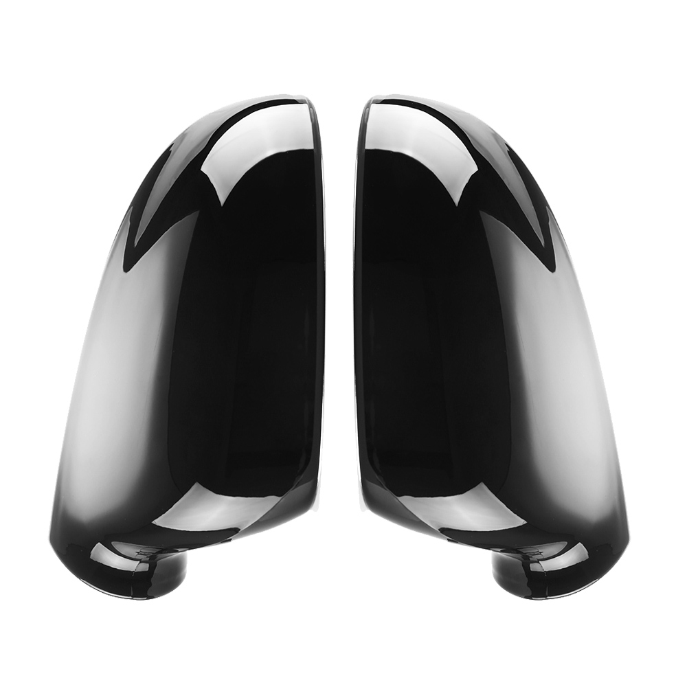 2 pieces For VW Golf MK5 GTI Jetta 5 Passat B6 B5.5 Side Wing Mirror Covers Caps For VW Sharan Golf 5 6Plus Variant EOS 2007-in Mirror & Covers from Automobiles & Motorcycles