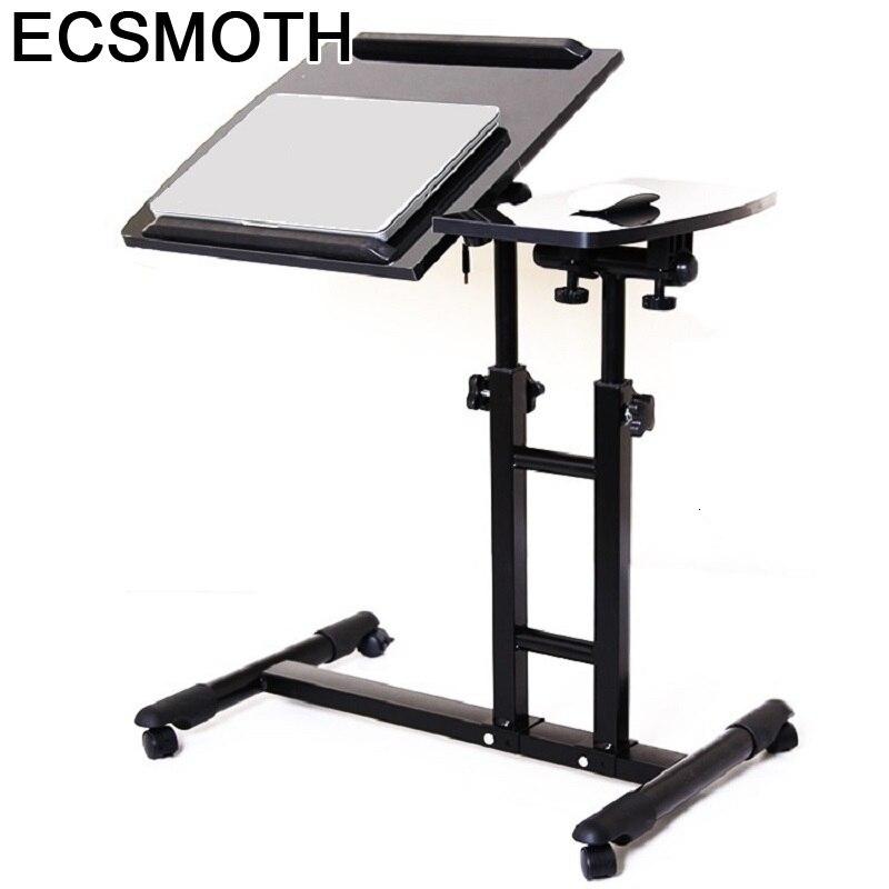 Bed Tray Tafel Tafelkleed Standing Scrivania Mueble Office Escritorio Laptop Adjustable Mesa Study Table Computer Desk