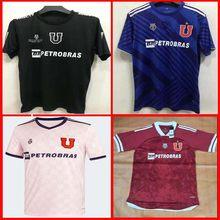 NEW third 2020- 21 Universidad de Chile shirt HENRIQUEZ GUERRA RIQUELME Montillo Cornejo ARANGUIZ LARRIVEY Home away shirt