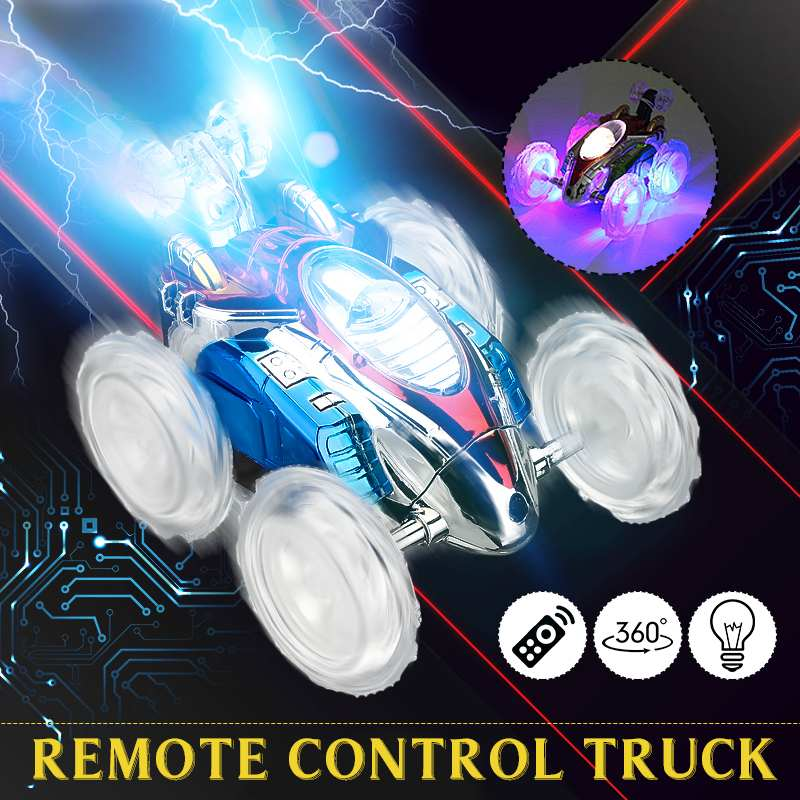 Coche de RC inalámbrico que se cae truco camión de volteo juguetes de Control remoto eléctrico 360 grados de rotación acrobacias RC coches para niños Original SKYRC IMAX B6 MINI 60W Balance RC Cargador/descargador de RC helicóptero-pico para NIMH/NICD aviones + adaptador de corriente