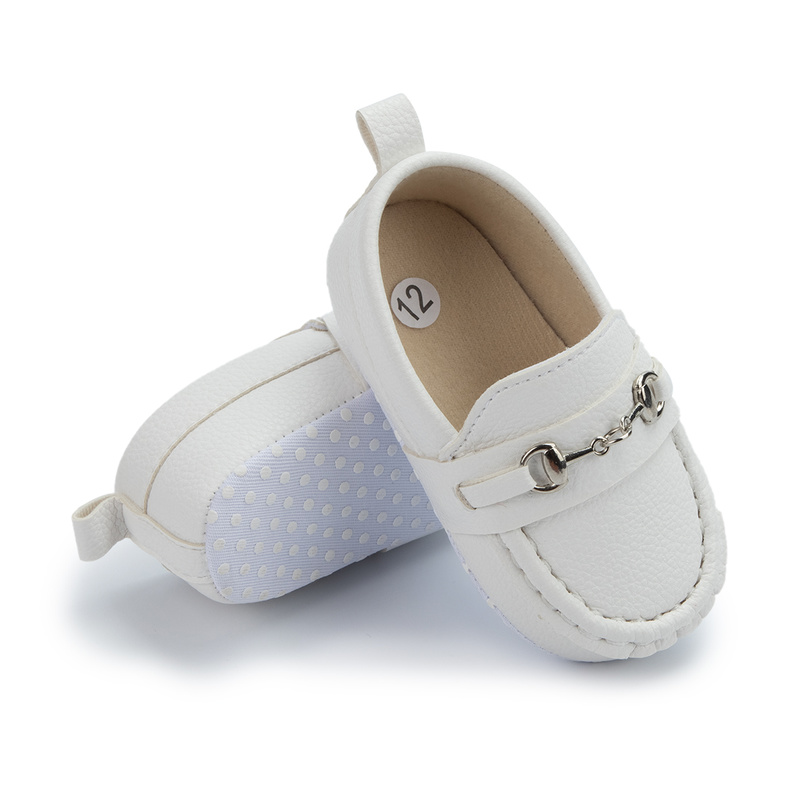 Unisex First Walkers Crib-Shoes