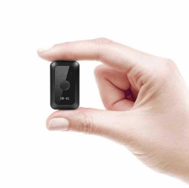 Mini GPS locator GPS Beidou satellite locator recording personal small portable listening locator GPS player universal