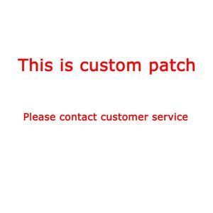 Заказные нашивки, пожалуйста, свяжитесь с покупателем перед покупкой, прогладьте заплатки для одежды, пришейте нашивку. Аппликация значка ...