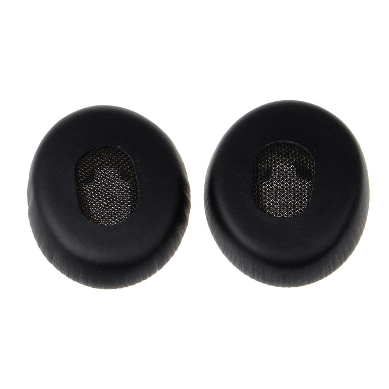 Le coussinet principal est fait de mousse souple et de simili cuir et est compatible avec le pour Bose QuietComfort 3 QC3 et les écouteurs intra-auriculaires