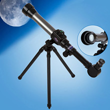 Carry-Cognitive-Toys for Educational Astronomy Experiments Tripod Eyepiece Science Telescope