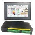 Разделенный котел контроллер электрический котел контроллер котел термостат 7 дюймов сенсорный экран Электрический нагревательный контро...