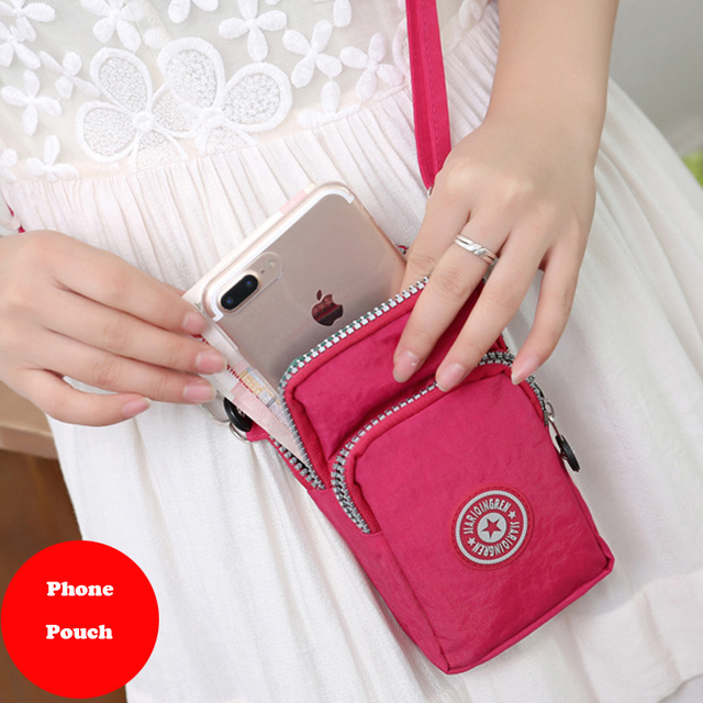 Running Phone Arm Holder Pouch for Universal IPhone Samsung Below 6.43 5