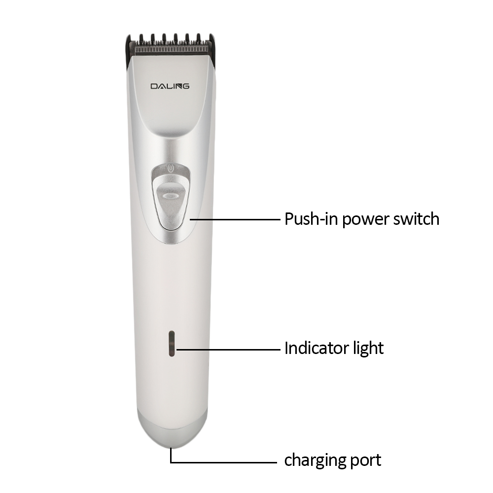cabelo conjunto ferramenta flexível baixo ruído exigível