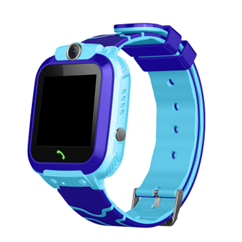 Smart Phone Watch for Children Student Smartwatches Waterproof WIFI+GPS Positioning with SIM Card SOS Call Sports Q12