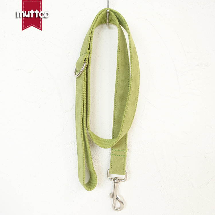 Cool Pet Dog Hand Holding Rope Green Pet Rope