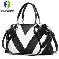 FLYONE Luxury Handbags Women Bags Designer Bags for Women 2019 Fashion Messenger Bags High Quality Totes Shulder Bag sac main