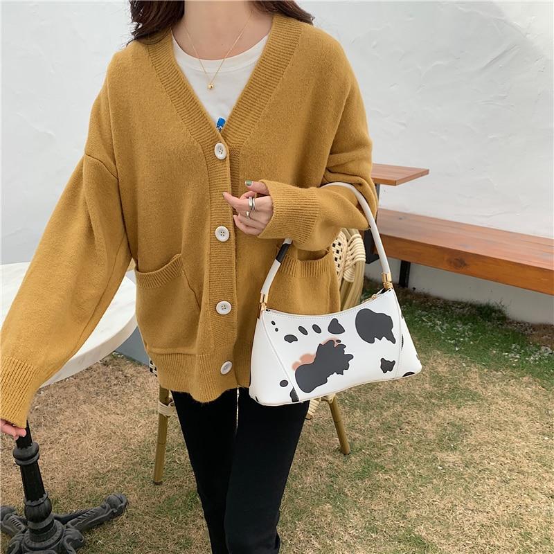 Fashion Luxury Handbags And Purse Women New Designer Retro Underarm Baguette Shoulder Crossbody Bag Chic Small Tote Bags
