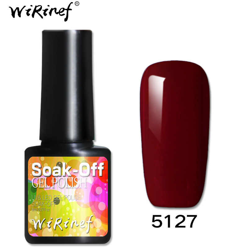 Mode Wein Rote Gel Polish Set UV Vernis Semi Permanent Primer Top Mantel 8ML Poly Gel Lack Nagel Kunst maniküre Gel Lak Polituren