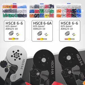 HSC8 6-6A Tool Terminal Combin
