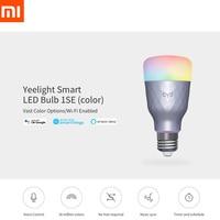 Xiaomi Yeelight 1SE E27 6W RGBW AC 100 - 240V Smart Led-lampe Fernbedienung Smart LED Licht bunte Temperatur Voice Control
