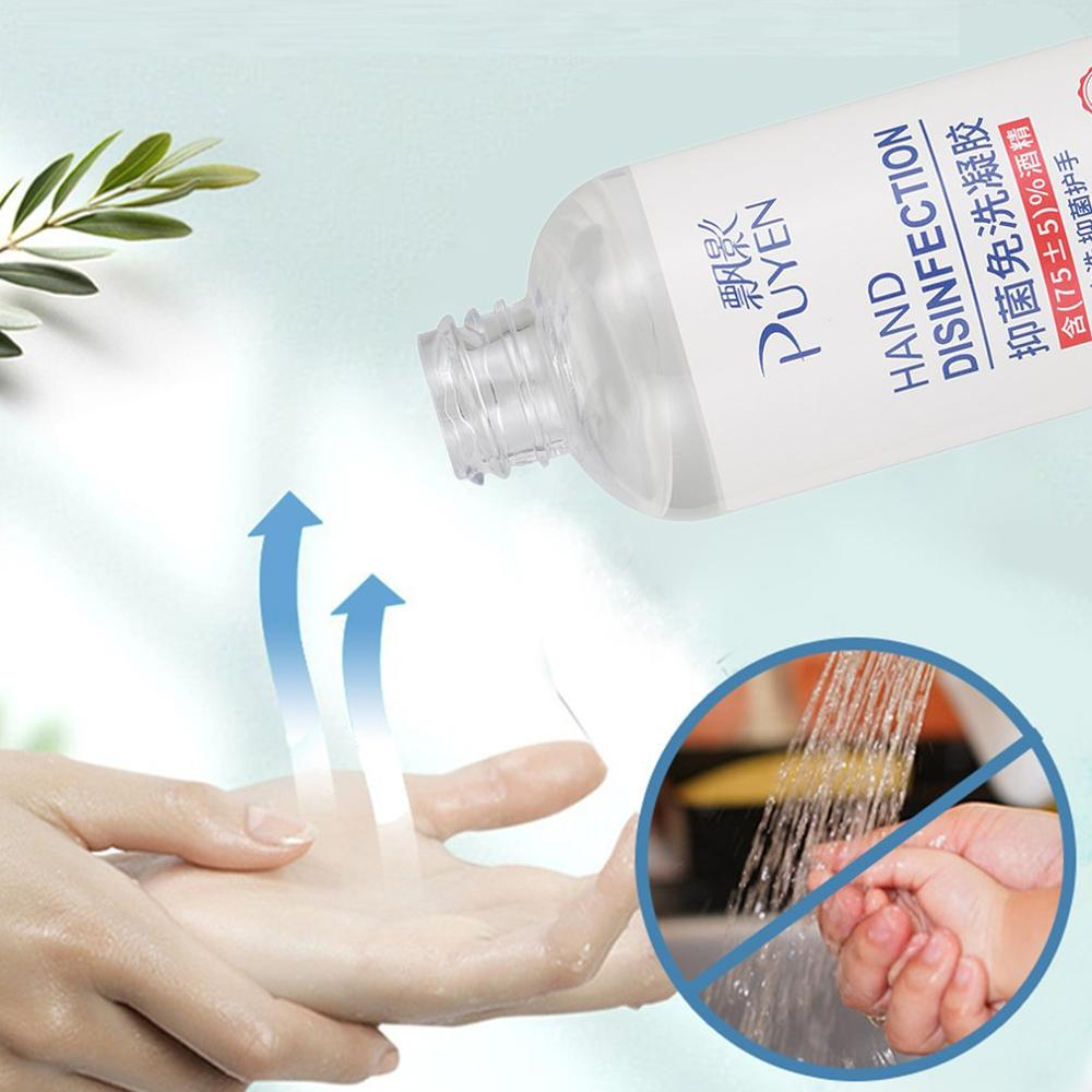 Portable Hand Cleaner Sanitizer Disposable Hand Gel Effective Disinfection