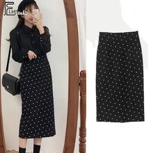 Cute Skirts Spring Girls Japan-Style High-Waist Fashion Women Sweet Pencil 4612 Preppy