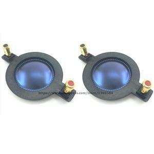 Image 1 - 2 stück Hohe Qualität Ersatz Membran für Mackie SRM450 V2 P Audio Fahrer DC10/1801 8 0025726