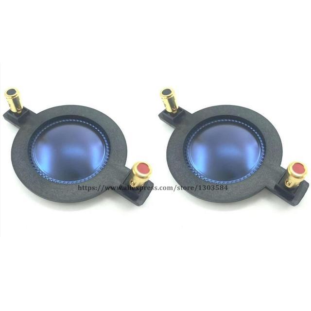 2 stück Hohe Qualität Ersatz Membran für Mackie SRM450 V2 P Audio Fahrer DC10/1801 8 0025726