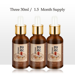 3pcs Hair Growth Oil for Anti Hair Loss Treatment Products Beard Oil Hair Root Hair Tonic Growth Hair Topical Solutions