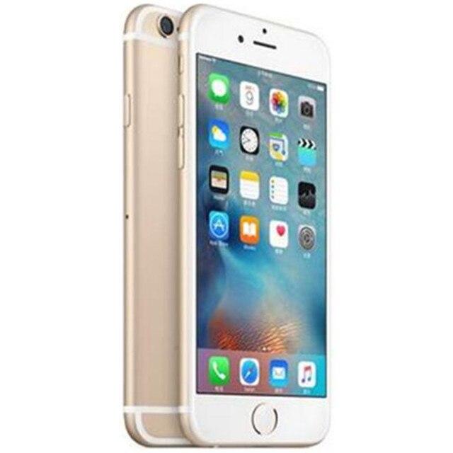 Unlocked Original Apple IPhone 6 Plus LTE 5.5'' IPS 8MP Dual Core Mobile Phone GSM 16GB 64GB 128GB ROM iOS  Used Cellp Phone 4