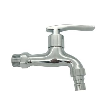 Copper Water Faucet Easy Operation Washing Machine for Garden/Bathroom