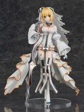 Flare Fate/Grand Order sabre Nero Claudius Bride PVC Action Figure Anime giapponesi Figure Modle giocattoli regalo da collezione per bambole