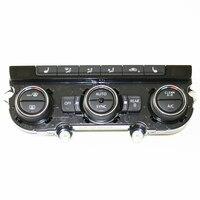 ELISHASTAR Original Air Condition Control Switch Panel AC Seat Heater air conditionin For V W Passat B7 CC 561 907 044 561907044
