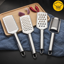Gadget Grinder Cheese-Tool Grater Lemon Vegetable Stainless-Steel Chef Clever Kitchen