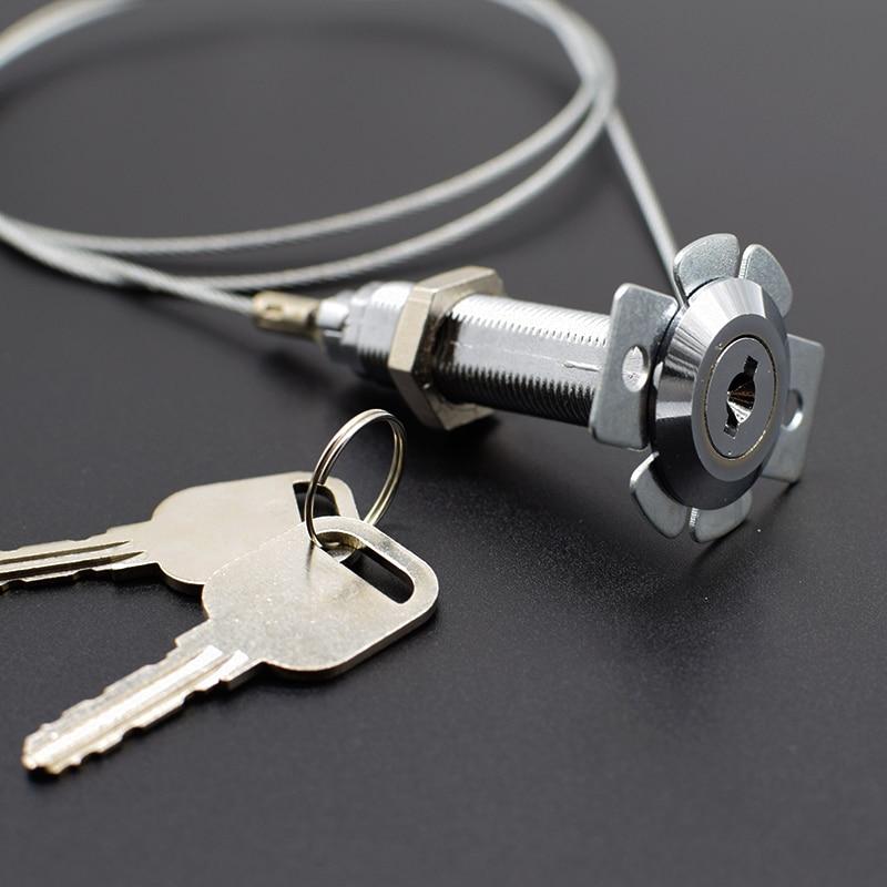 Garage Door Release Key, Garage Door Lock, Emergency Key Release, Release Lock