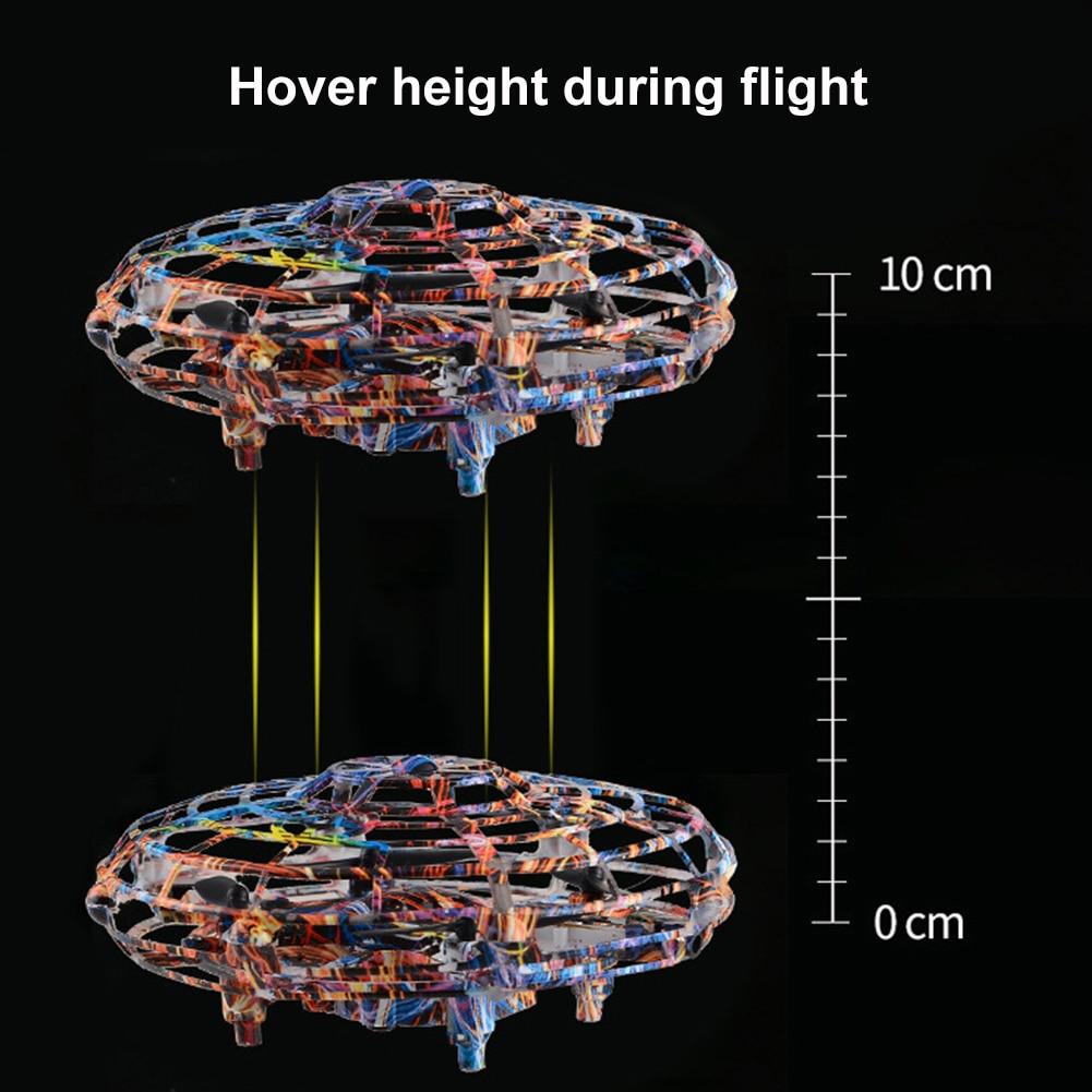 inducción de Avión IR 8