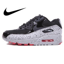 Original Authentic Nike AIR MAX 90 Men's Running Shoes Comfortable Sport Outdoor Sneakers Athletic Designer Footwear 325213-031(China)