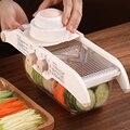 Новый многофункциональный режущий станок  стружки  регулируемые кухонные инструменты  терка для резки овощей