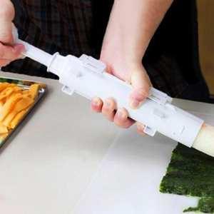 Gadgets-Accessories Sushi-Maker Roller Kitchen-Tools Vegetables Meat Mold-Making-Kit